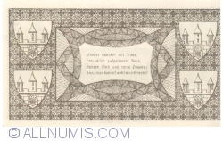 Image #2 of 25 Pfennig 1920 - Friedeberg