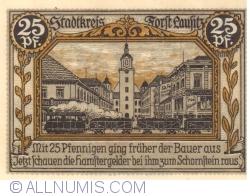 Image #2 of 25 Pfennig 1921 - Forst