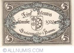 Image #2 of 5 Pennig 1920 - Freienwalde in Pommern