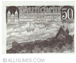 Image #1 of 50 Heller 1920 - Eggenburg