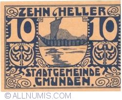 Image #2 of 10 Heller 1920 - Gmunden