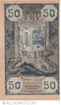 50 Heller 1920 - Goisern