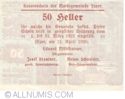 Image #2 of 50 Heller 1920 - Ysper