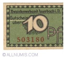 Image #1 of 10 Pfennig 1920 - Auerbach