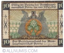 Image #1 of 10 Pfennig 1919 - Borna