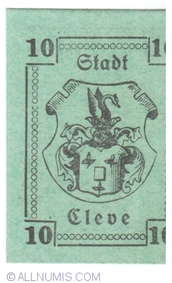 Image #2 of 10 Pennig 1920 - Cleve