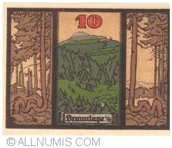 Image #2 of 10 Pfennig ND - Braunlage