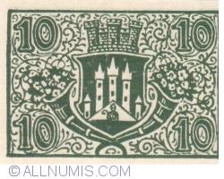10 Pfennig ND - Bischofsheim an der Rhön