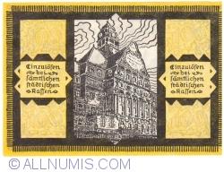 Image #2 of 100 Mark 1922 - Cassel