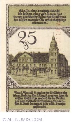 25 Pfennig 1920 - Bialla