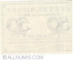50 Pfennig ND - Beetzendorf