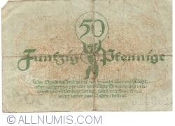 50 Pfennig 1920 - Berlin