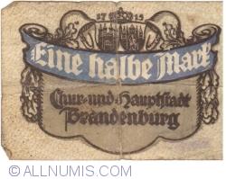 Imaginea #1 a 50 Pfennig 1918 - Brandenburg