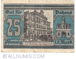 Image #2 of 25  Pfennig 1920 - Dahme/Mark