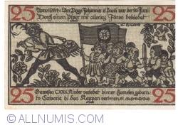 Image #2 of 25 Pfennig 1918 - Hameln