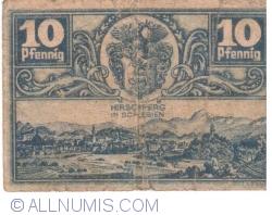 10 Pfennig ND - Hirschberg