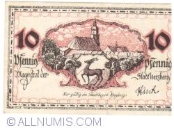 Image #1 of 10 Pfennig ND - Herzberg