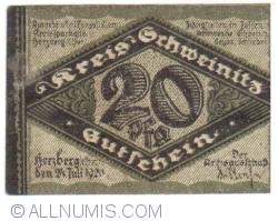 Image #2 of 20 Pfennig 1920 - Herzberg