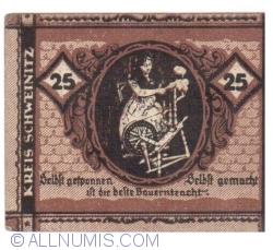 Image #1 of 25 Pfennig 1920 - Herzberg