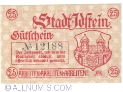 Image #1 of 25 Pfennig ND - Idstein