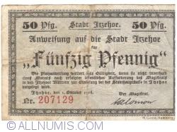 Image #1 of 50 Pfennig 1918 - Itzehoe