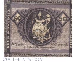 Image #1 of 50 Pfennig 1920 - Herzberg