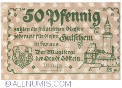 Image #1 of 50 Pfennig ND - Idstein