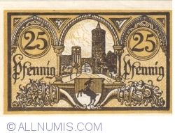 25  Pfennig 1920 - Jüterbog