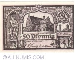 50  Pfennig 1920 - Jüterbog