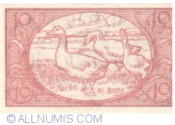 Image #2 of 10 Pfennig 1920 - Diepholz