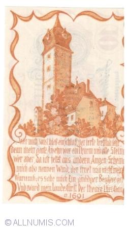 Image #2 of 10 Pfennig 1921 - Delitzsch