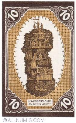 Image #2 of 10 Pfennig 1921 - Eppelborn