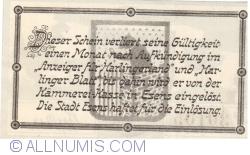 Image #2 of 10 Pfennig ND - Esens