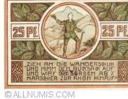 Image #2 of 25 Pfennig 1921 - Dermbach