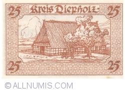 Image #2 of 25 Pfennig 1920 - Diepholz