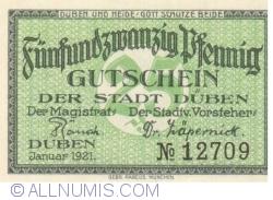 Image #1 of 25 Pennig 1921 - Düben