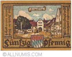 Imaginea #2 a 50 Pennig 1920 - Dingolfing