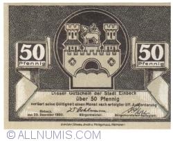 Image #1 of 50 Pennig 1920 - Einbeck