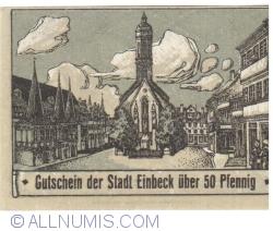 Image #2 of 50 Pennig 1920 - Einbeck