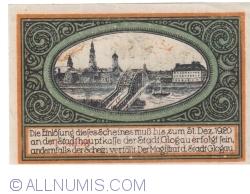 Image #2 of 1 Pfennig ND - Glogau (Reihe IV)