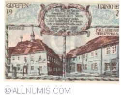 Imaginea #2 a 10 Pfennig 1921 - Gräfenhainichen