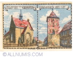 Imaginea #2 a 25 Pfennig 1921 - Gräfenhainichen