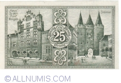 Image #2 of 25 Pfennig 1921 - Goch