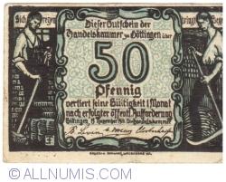 Image #1 of 50 Pfennig 1920 - Göttingen