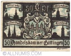 Image #2 of 50 Pfennig 1920 - Göttingen