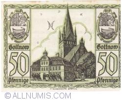 Image #2 of 50 Pfennige 1921 - Gollnow