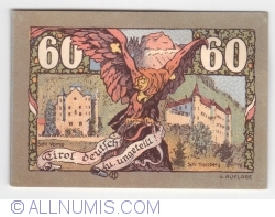 Imaginea #1 a 60 Heller 1921 (4. Auflage) - Schwaz
