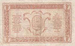 Imaginea #2 a 1 Franc ND (1917)