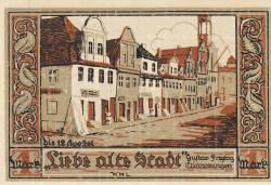 Image #2 of 1 Mark ND - Kreuzburg (Oberschlesien)