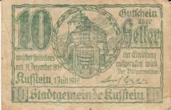 Image #2 of 10 Heller 1919 - Kufstein